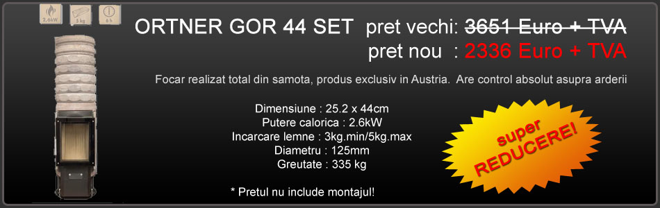 ORTNER GOR 44 SET